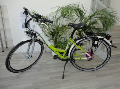 Powerbike City One Lady E Bike HM