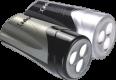 Hohe Leistung LED Scheinwerfer E800 schwarz
